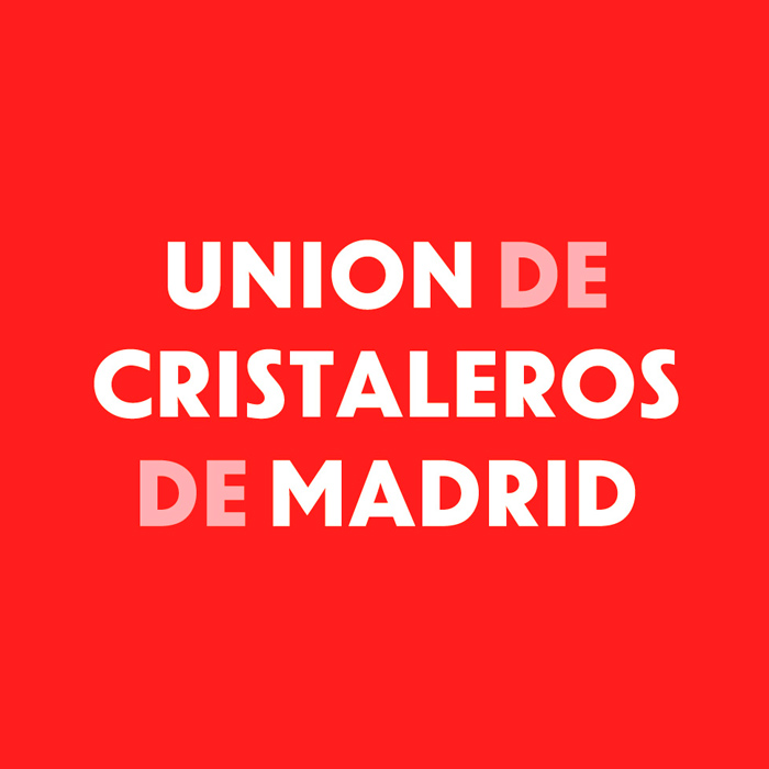 UNIÓN DE CRISTALEROS DE MADRID
